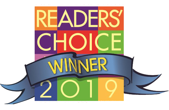 Readers Choice Winner Logo