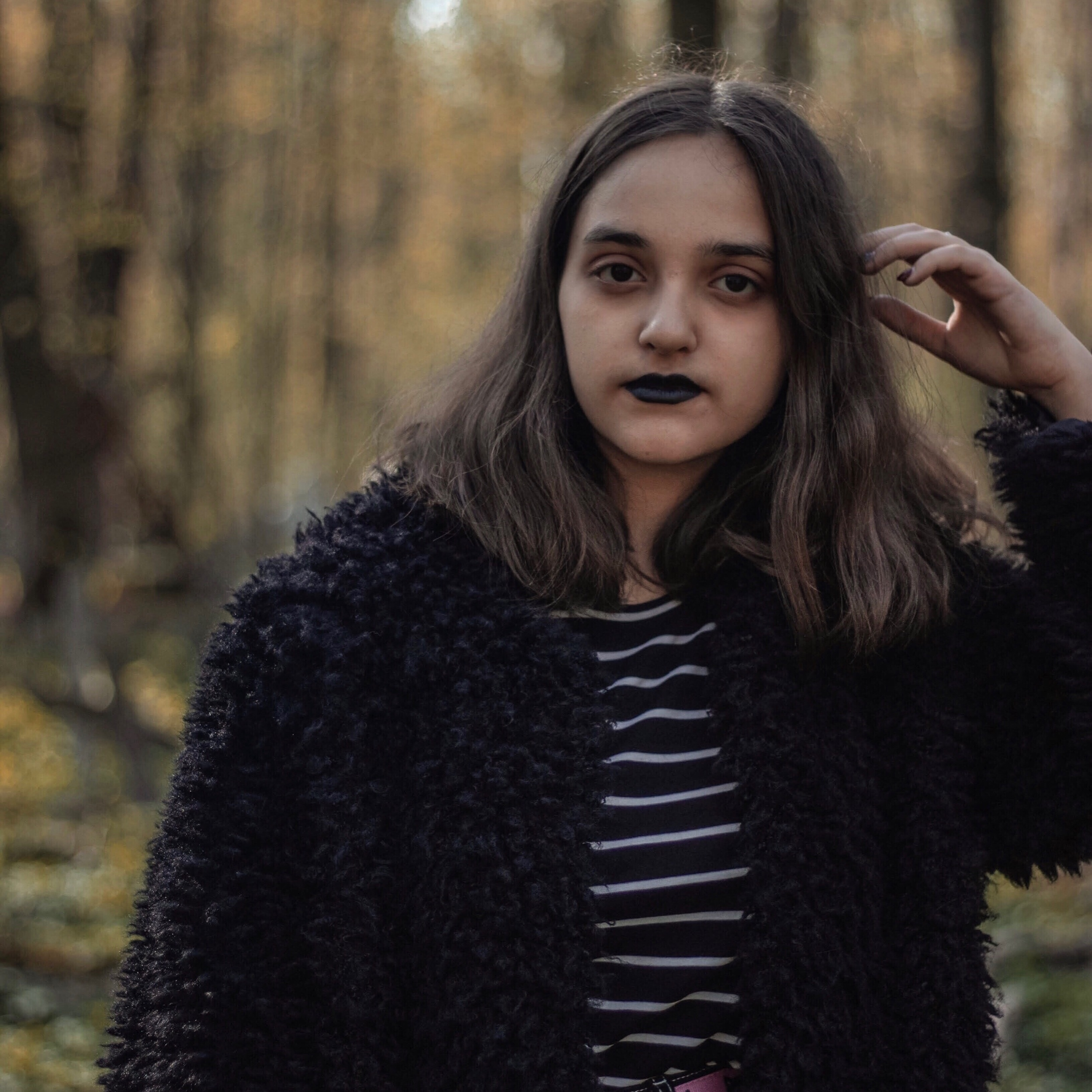 Polina Bakgof    Position:  Interview, Writer   Location:  Saint Petersburg, RUS