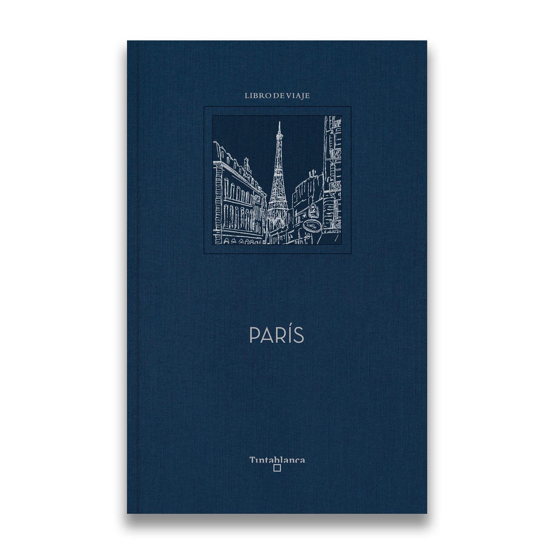París - Libro de viaje