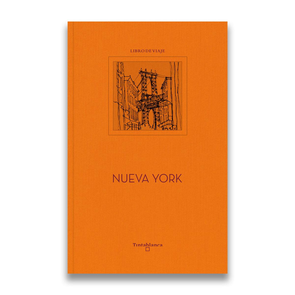 Nueva York - Libro de viaje