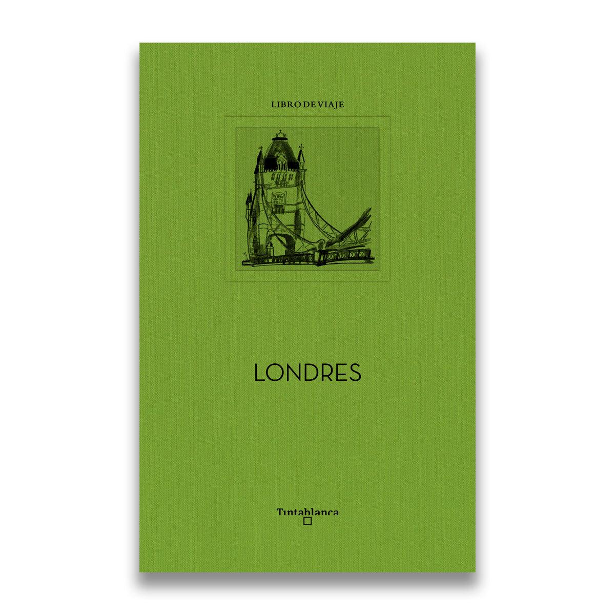 Londres - Libro de viaje