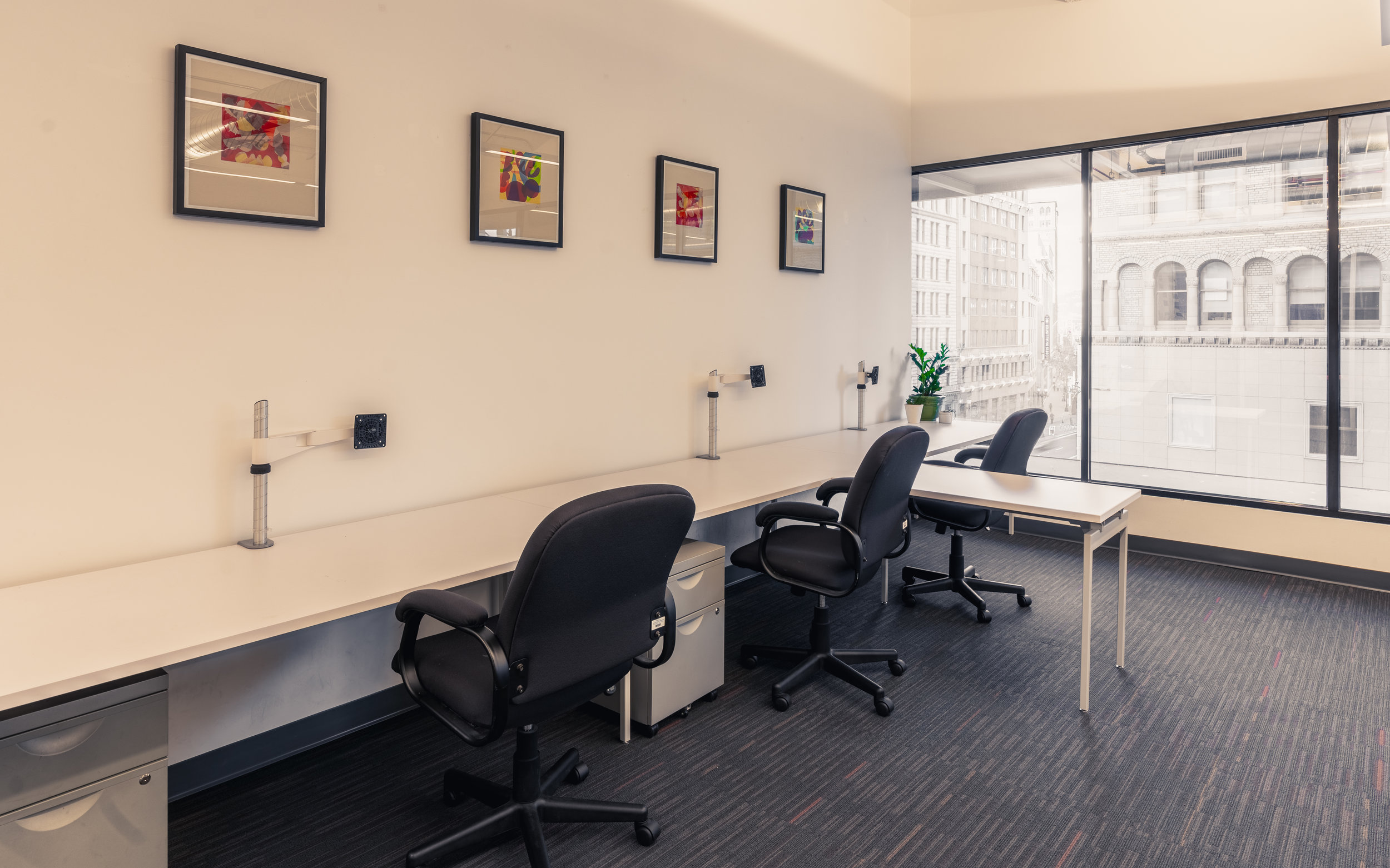 REIMAGINE YOUR WORK SPACE - NEW OPPORTUNITIES FOR CO-WORKING