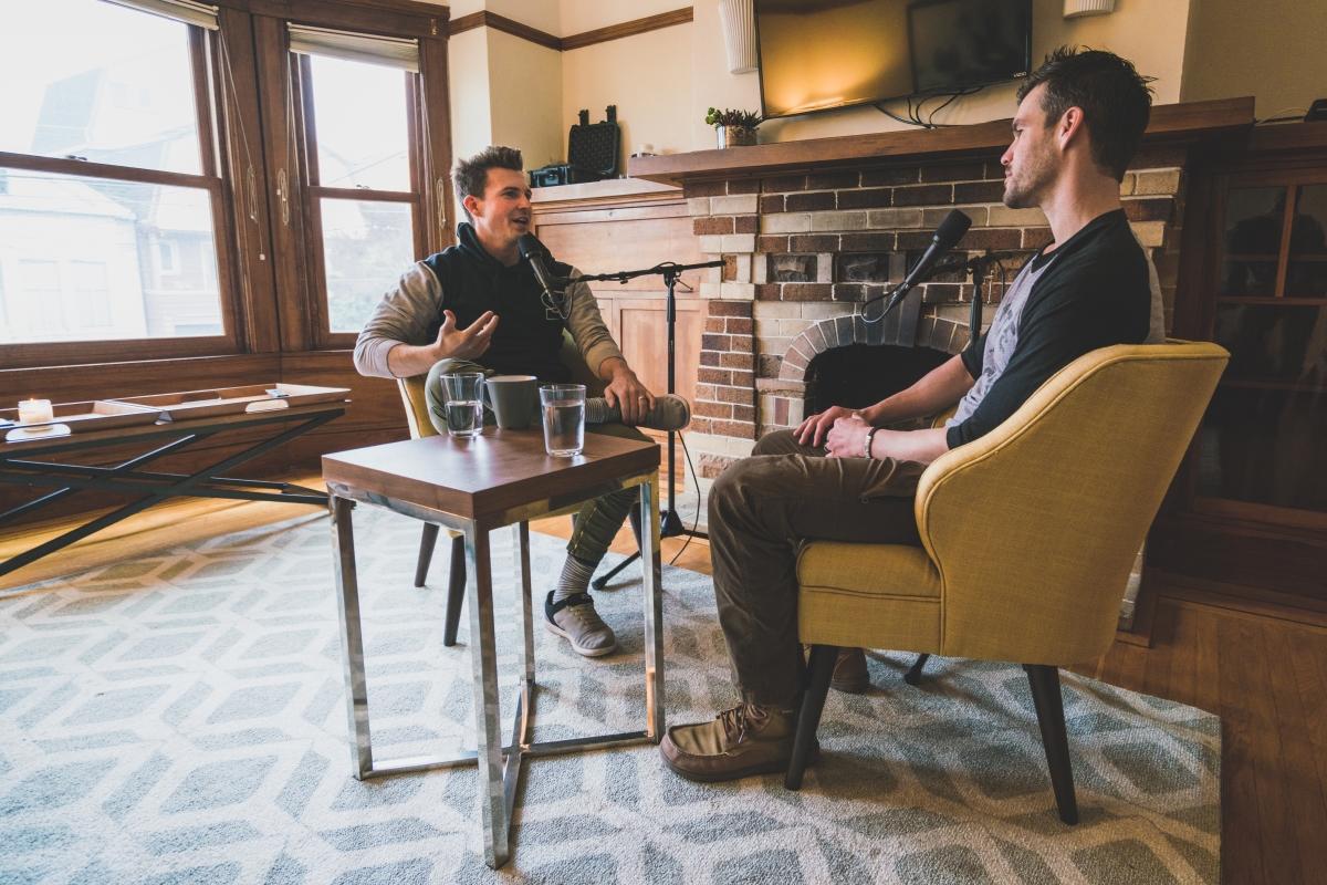 Carl Paoli Ryan Munsey on Better Human Project Podcast