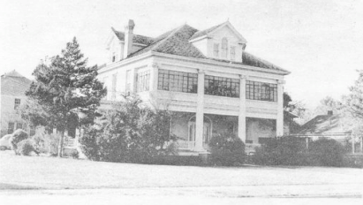 With the end of the war, the United States officially came out of a deep depression and the future shone bright.  After a short stay at a location on 2303 Red River, the club moved in 1951 to another house at 2205 Rio Grande. In 1953, the club moved out of the Red River and Rio Grande houses and moved to yet another house located on 214 Archway (the old Sigma Nu house.) The constant movement of the club was taking its toll on the organization. In 1952, the alumni of The Tejas Club raised money quickly to help the Club from a financial standpoint. After the fundraising effort, some of the alumni realized that a permanent organization should be created to help the Club deal with potentially unforeseen difficulties. Among those men were J.O. Garrett, Jim Mahon, David Heath, Gray Evans and John Plath Green. Together, they prepared a charter for the Tejas Foundation. On February 16, 1953, that charter was filed by the Secretary of State's office, successfully creating what has become a strong and sustained alumni association. The purpose of the Tejas Foundation was (and still is) to assist the active membership of the club by:  - Providing adequate housing at a reasonable cost  - Establishing communication between present and former braves of Tejas  - Establishing educational incentives  At the conclusion of a massive house hunt, J.O. Garrett and Olin Culberson began negotiations with the owners of a house at 2600 Rio Grande. Financing was secured, and J.O. Garrett obtained a maximum long-term loan to finance the mortgage balance. In June 1955, the purchase was closed, and the house was renovated over the summer at a cost of $6,000. At the beginning of the fall semester the club moved into its first permanent house since 1947. The Tejas Club of today continues to comfortably live in this house. The work done by the actives and exes during this period can not be over praised. These men made enormous sacrifices of time, effort, and money to make the Tejas Club what it is today.