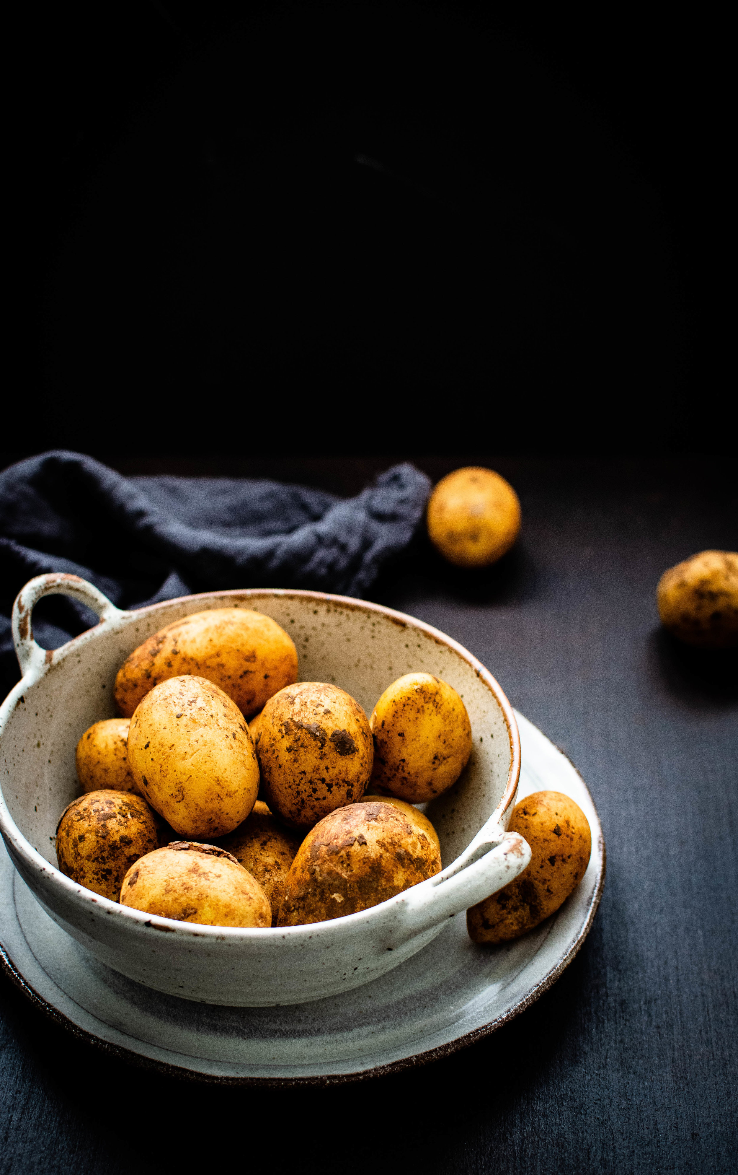 Emiliya's Baked Potato -