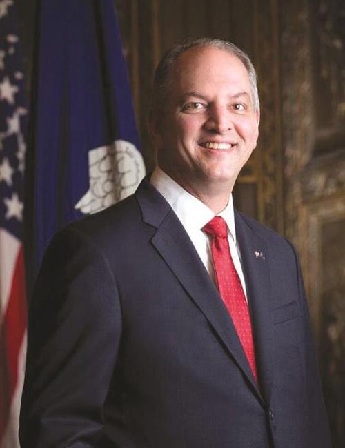 Governor - John Bel Edwards