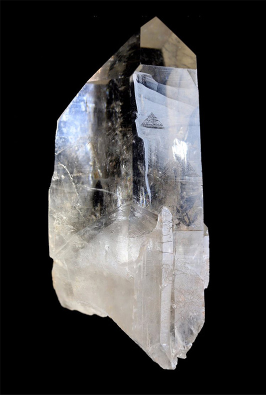 GOLDEN LEMURIAN CRYSTAL 'LIGHT LANGUAGE ROYALTY' 9D ENERGY GATEWAY