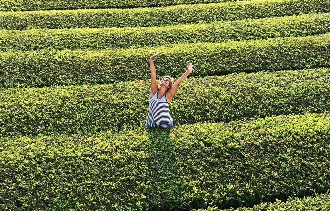 Sometimes your life changes course just when you need it, but least expect it. Earlier this summer, I found myself at a career crossroad without a clear sense of my next professional step. Deep inside I knew that I needed to take a breather before I transitioned to a new role. For a minute, that terrified me.