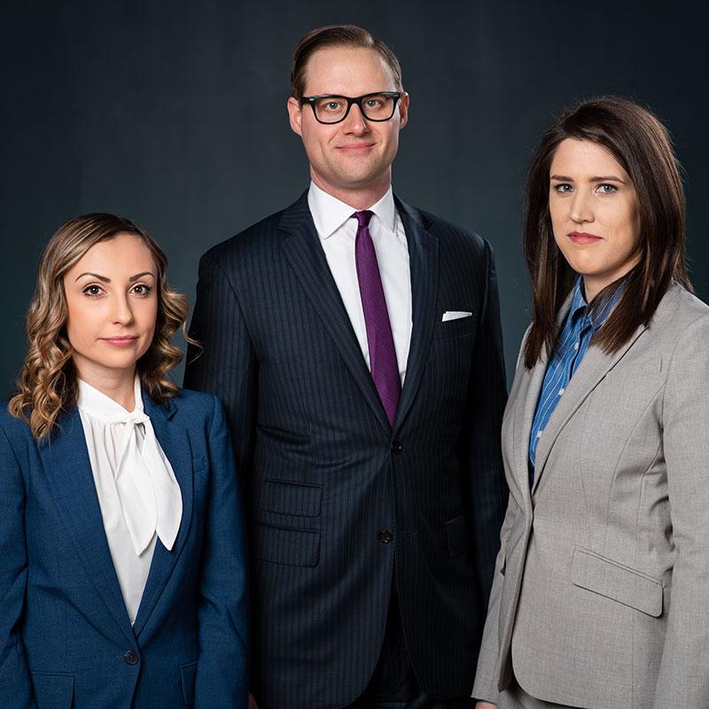 Online defamation lawyers: Leah, Jeffrey, Jessica