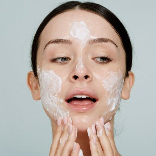 STEP TWO - SECOND CLEANSEThis is where the deep cleansing happens. Second cleanse will allow serums, moisturisers and night-time leave-on products like retinols to penetrate and work their magic much more efficiently.
