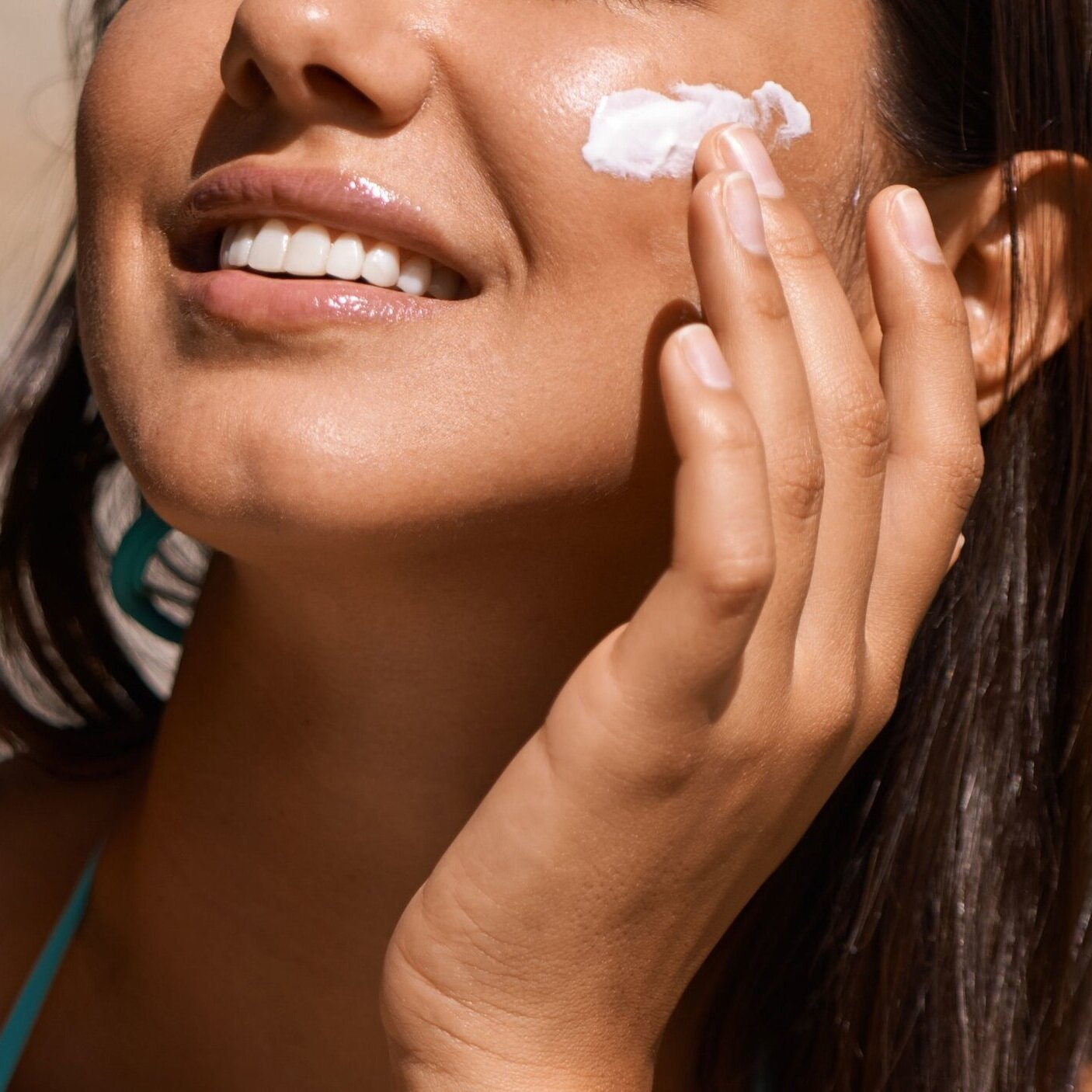 STEP SEVEN - PROTECTSPF isn't just about protection. It's also the best way to prevent aging, pigmentation, acne scarring, and dehydration. Sunscreen is just one vital part of a strategy that should also include seeking shade and covering up with clothing, including wide-brimmed hats and UV-blocking sunglasses.