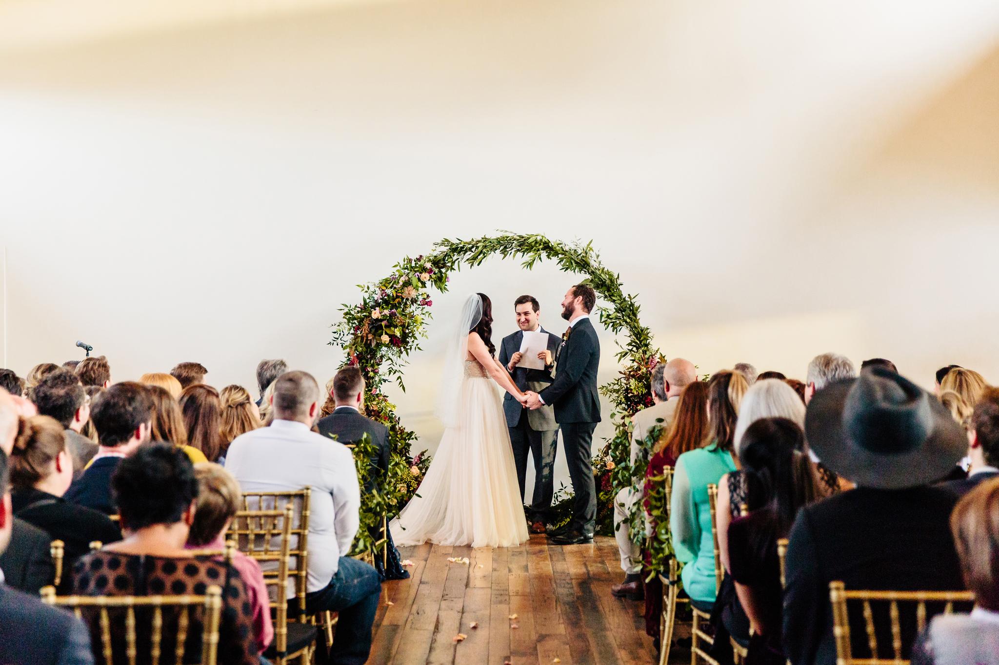 A Great Hall Wedding -