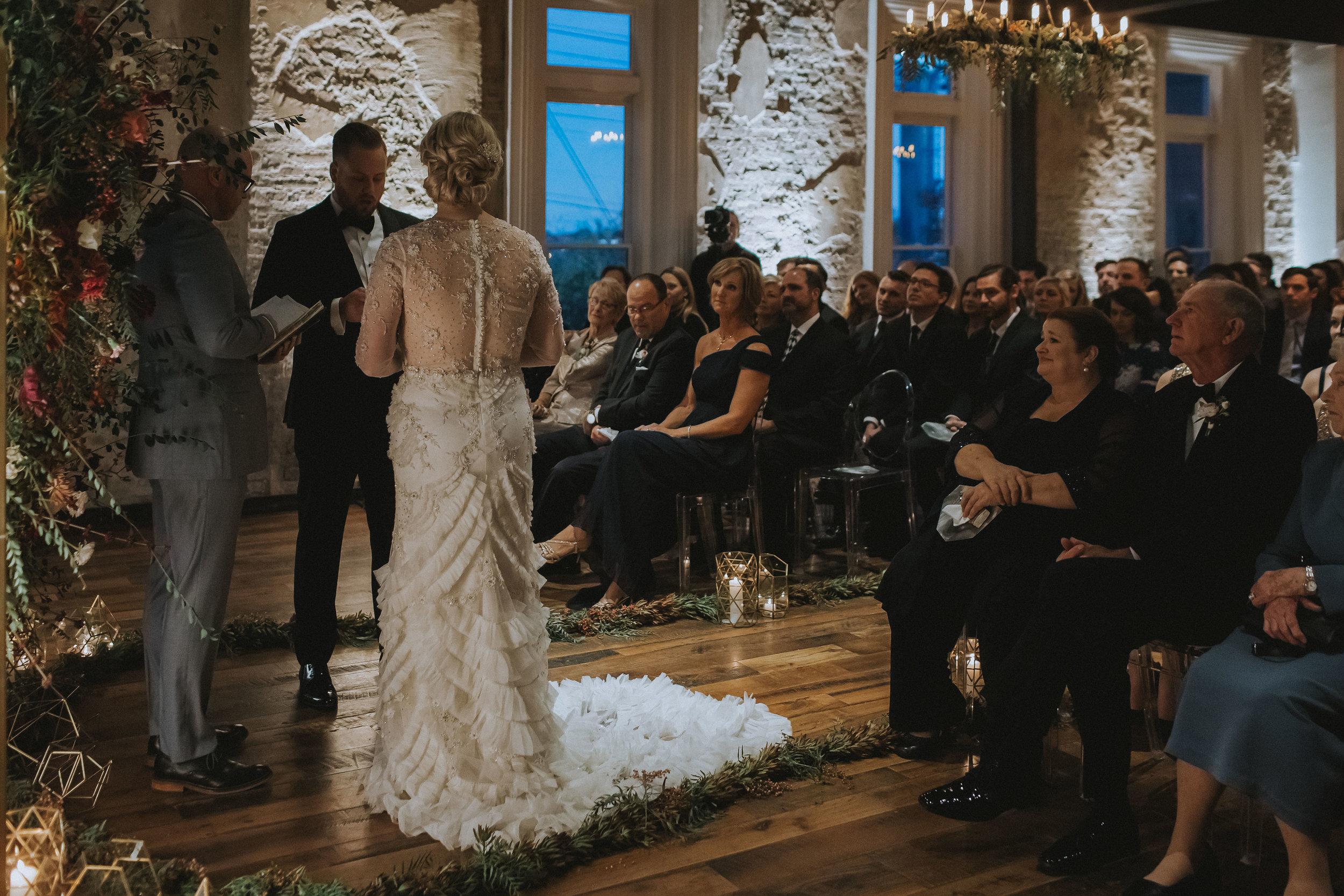 A Victorian Wedding -