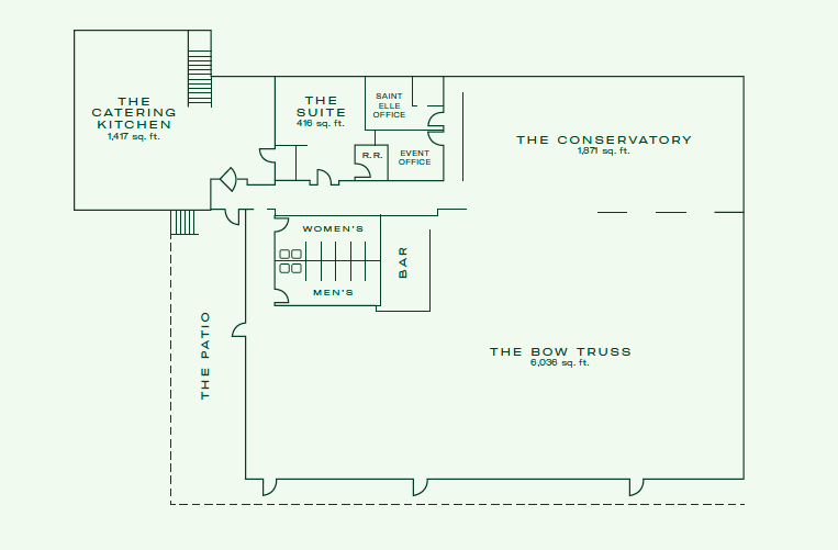 SAINT ELLE - Floor Plan