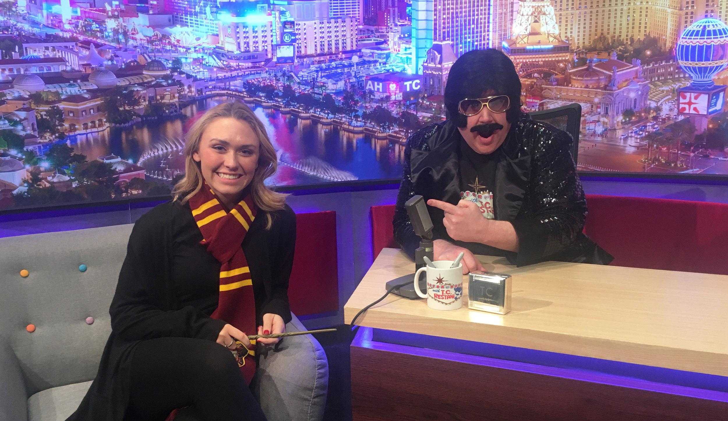 Abigail Harwich from Harry Potter