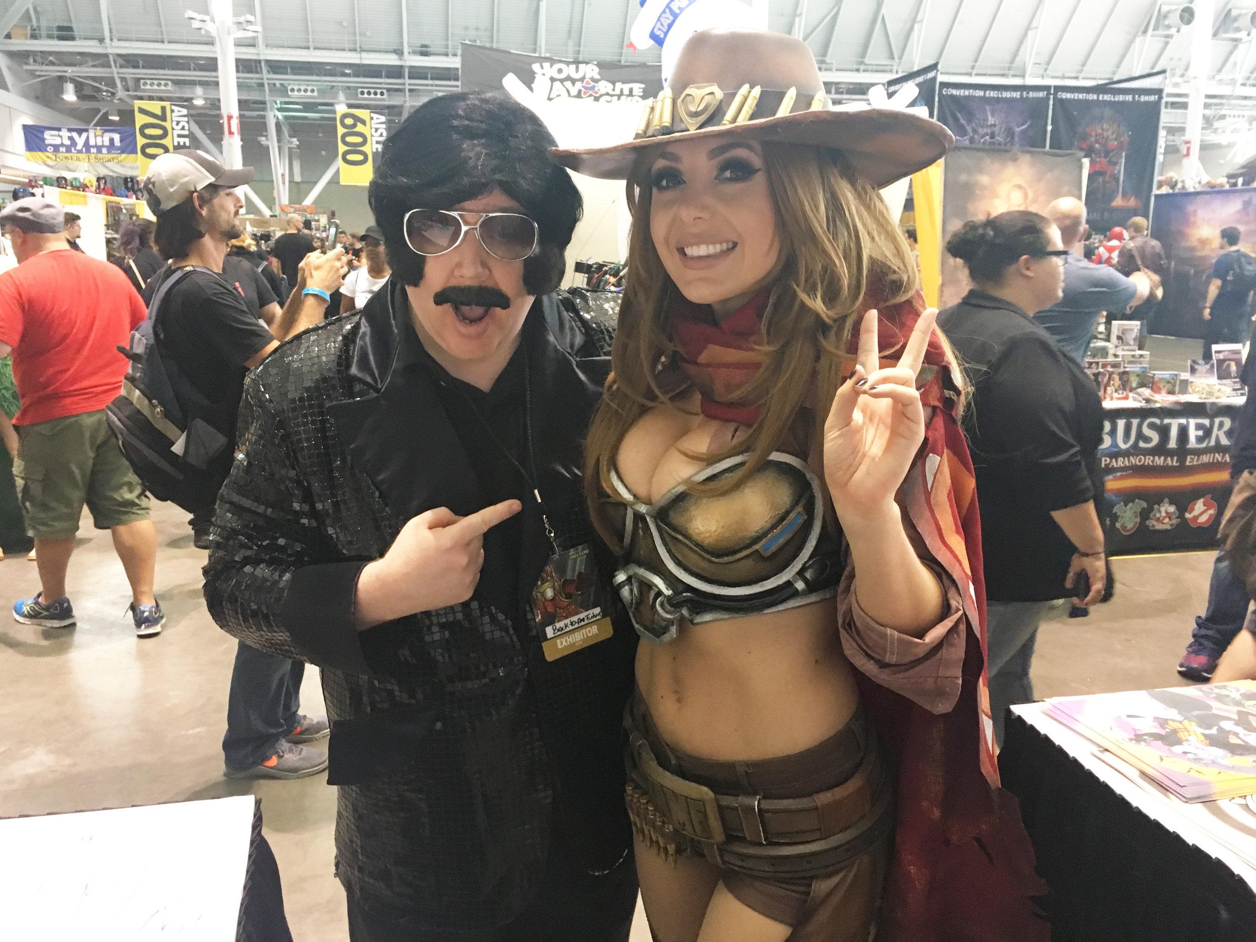 Cosplayer Jessica Nigri