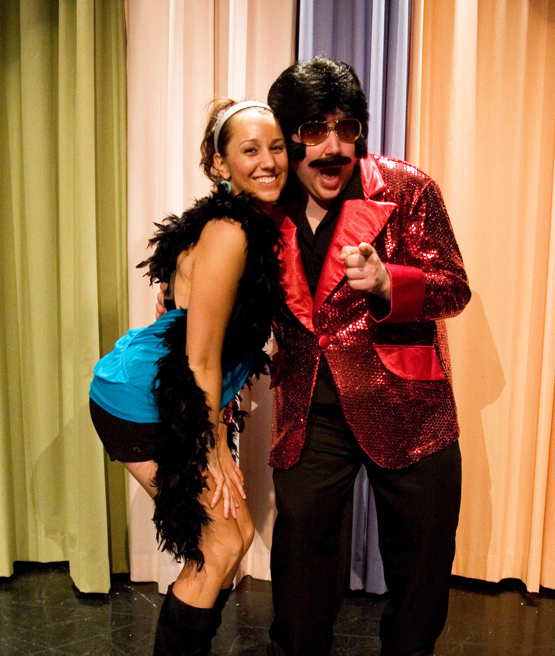 Executive Producer Sabrina and TC