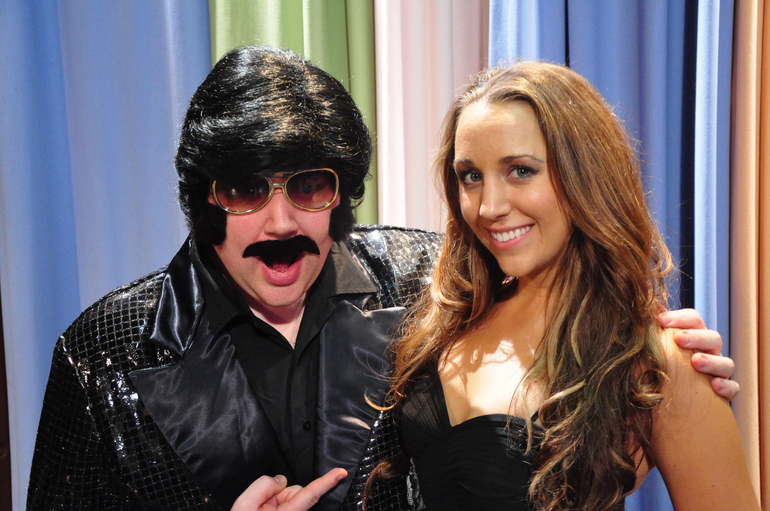Sabrina and TC again