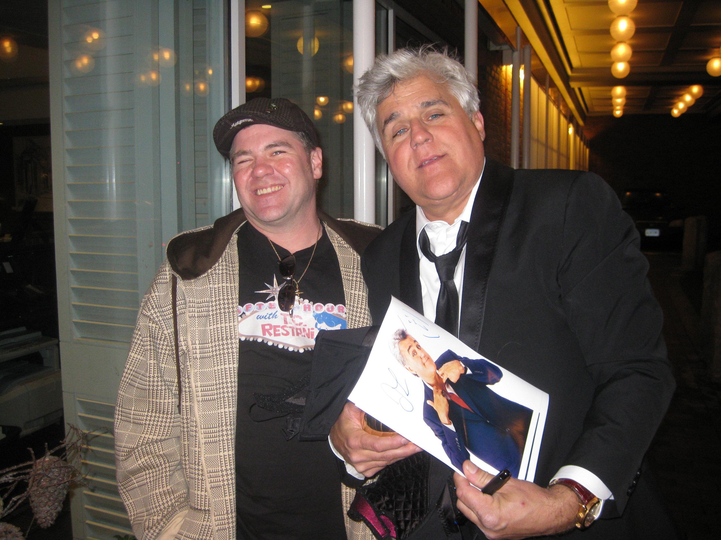South Boston Jeff with Jay Leno