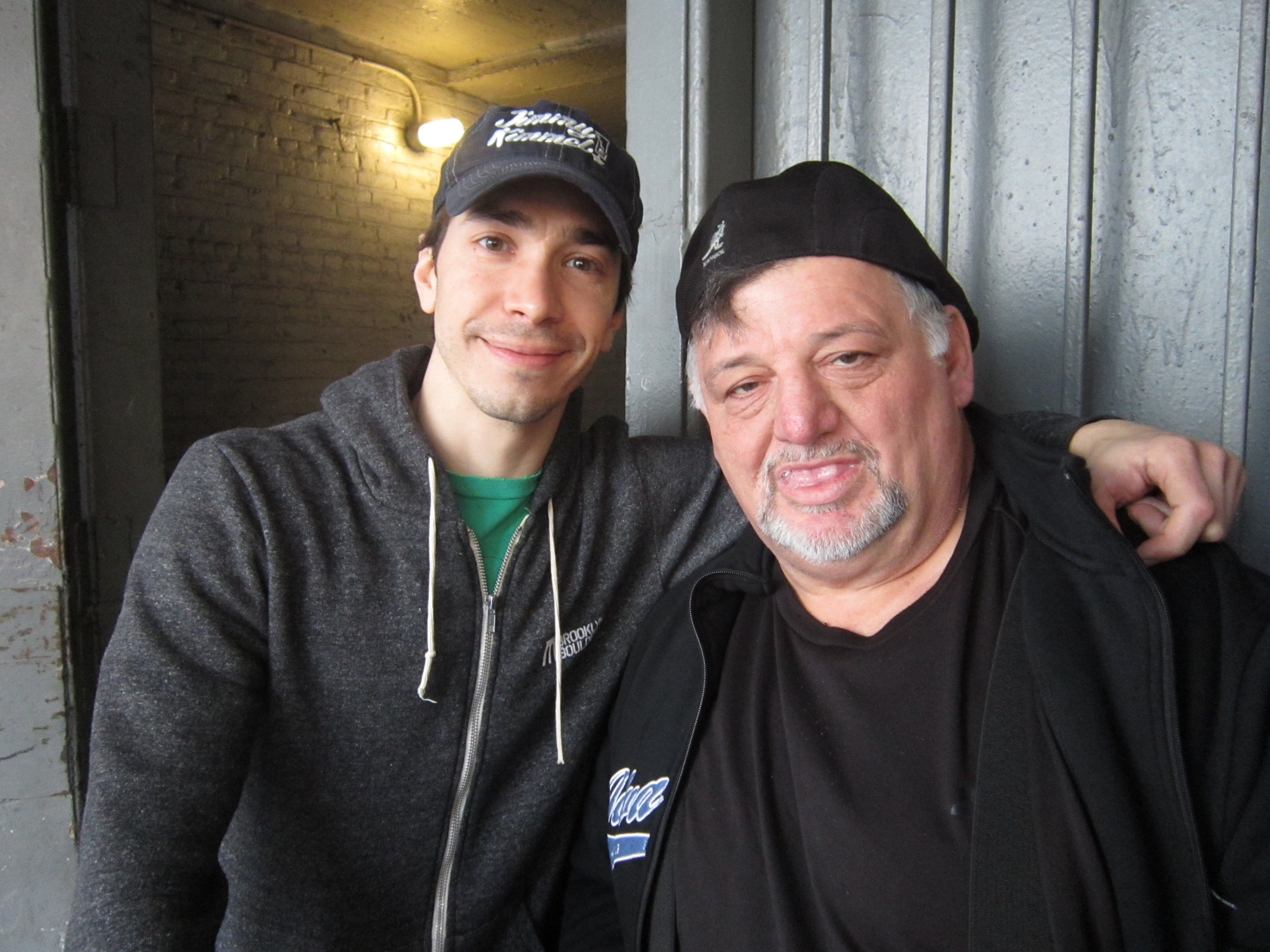 Bull with Justin Long