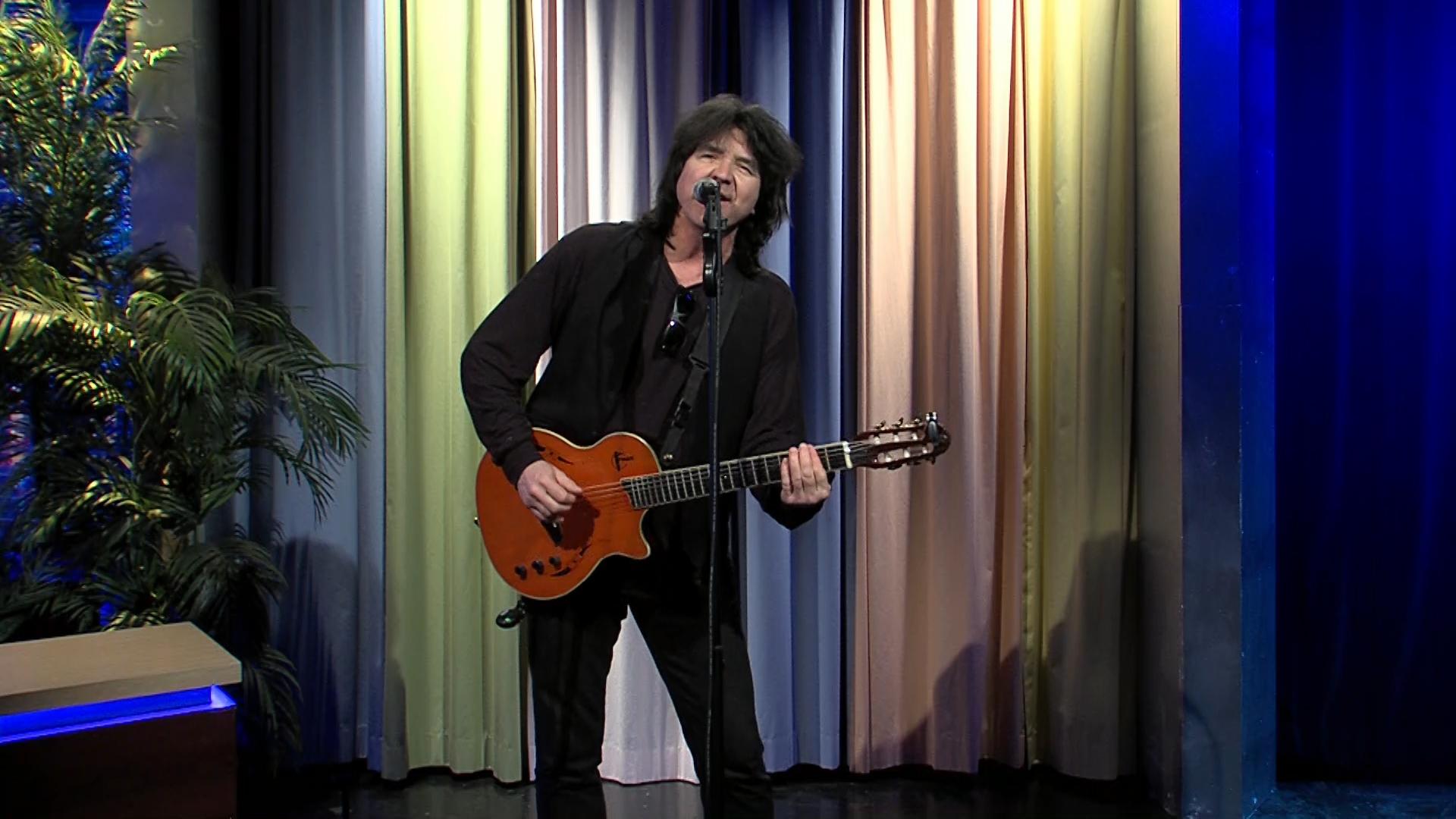 Rock Star Charlie Farren