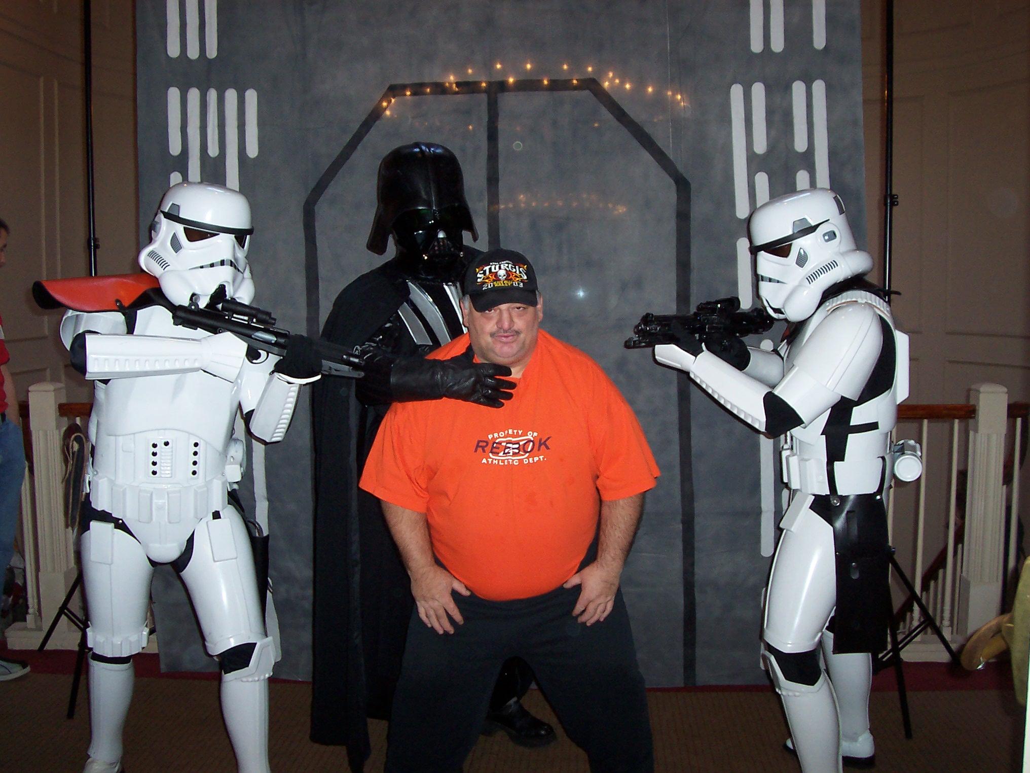 The Empire Strikes Bull