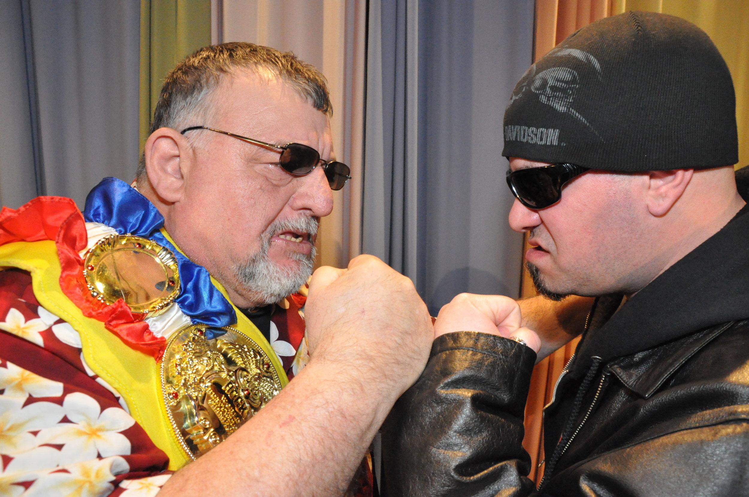 Bull vs Vinnie Capelli