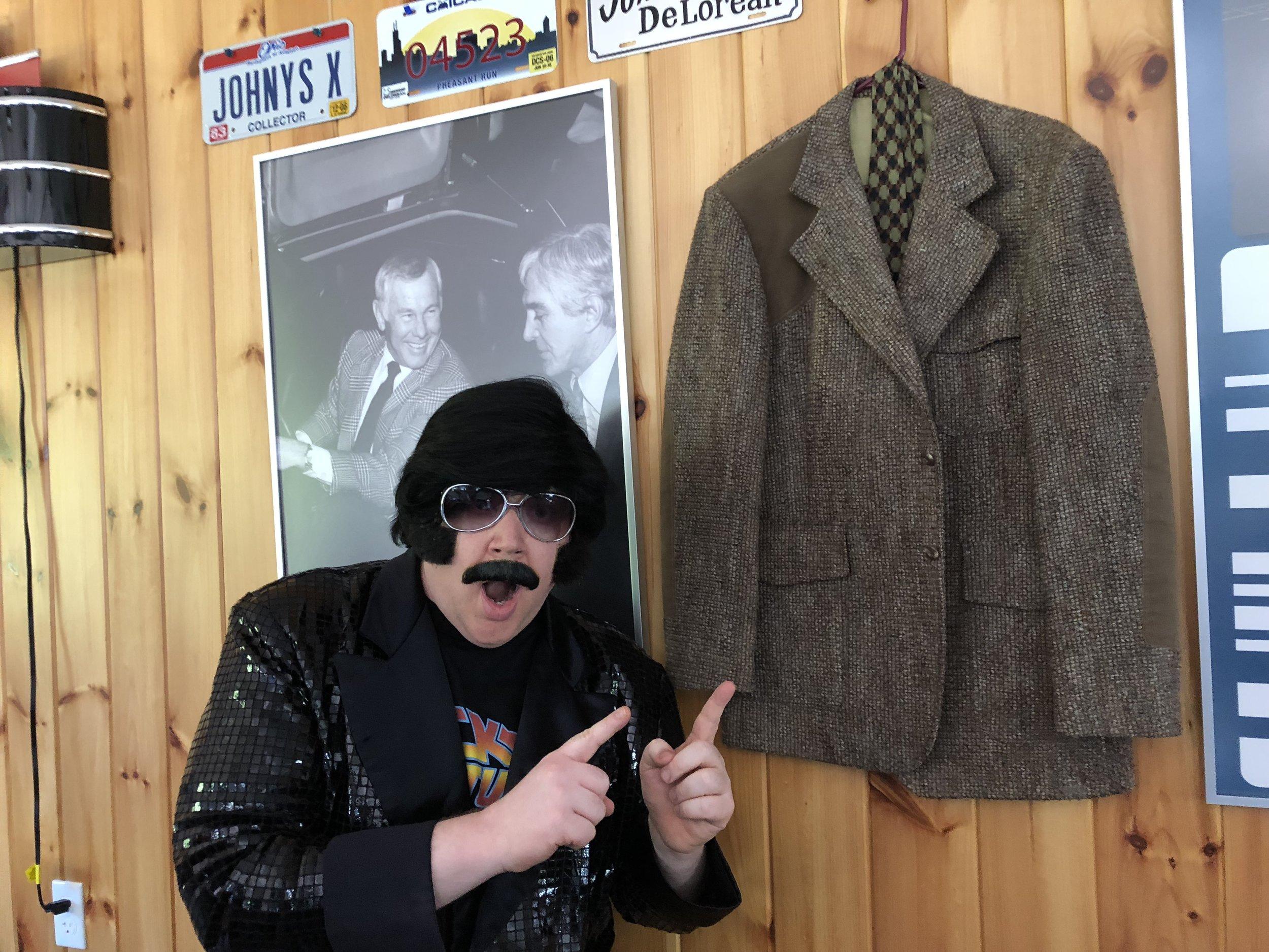 Johnny Carson's Jacket