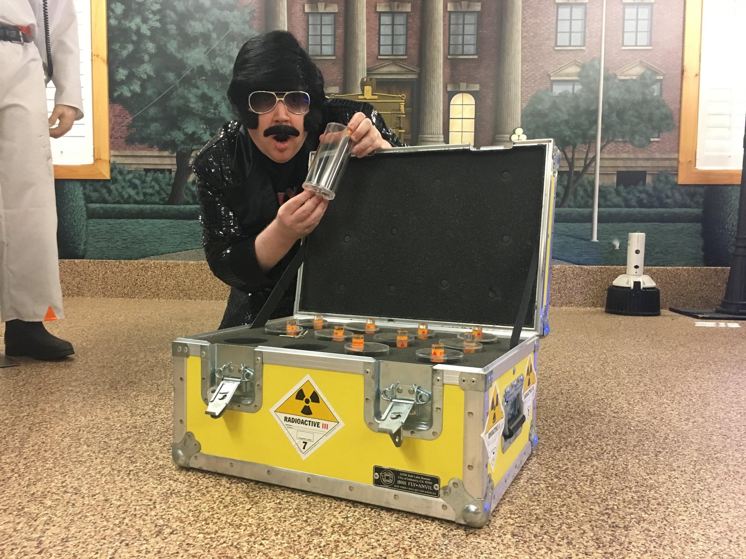 Got Plutonium?