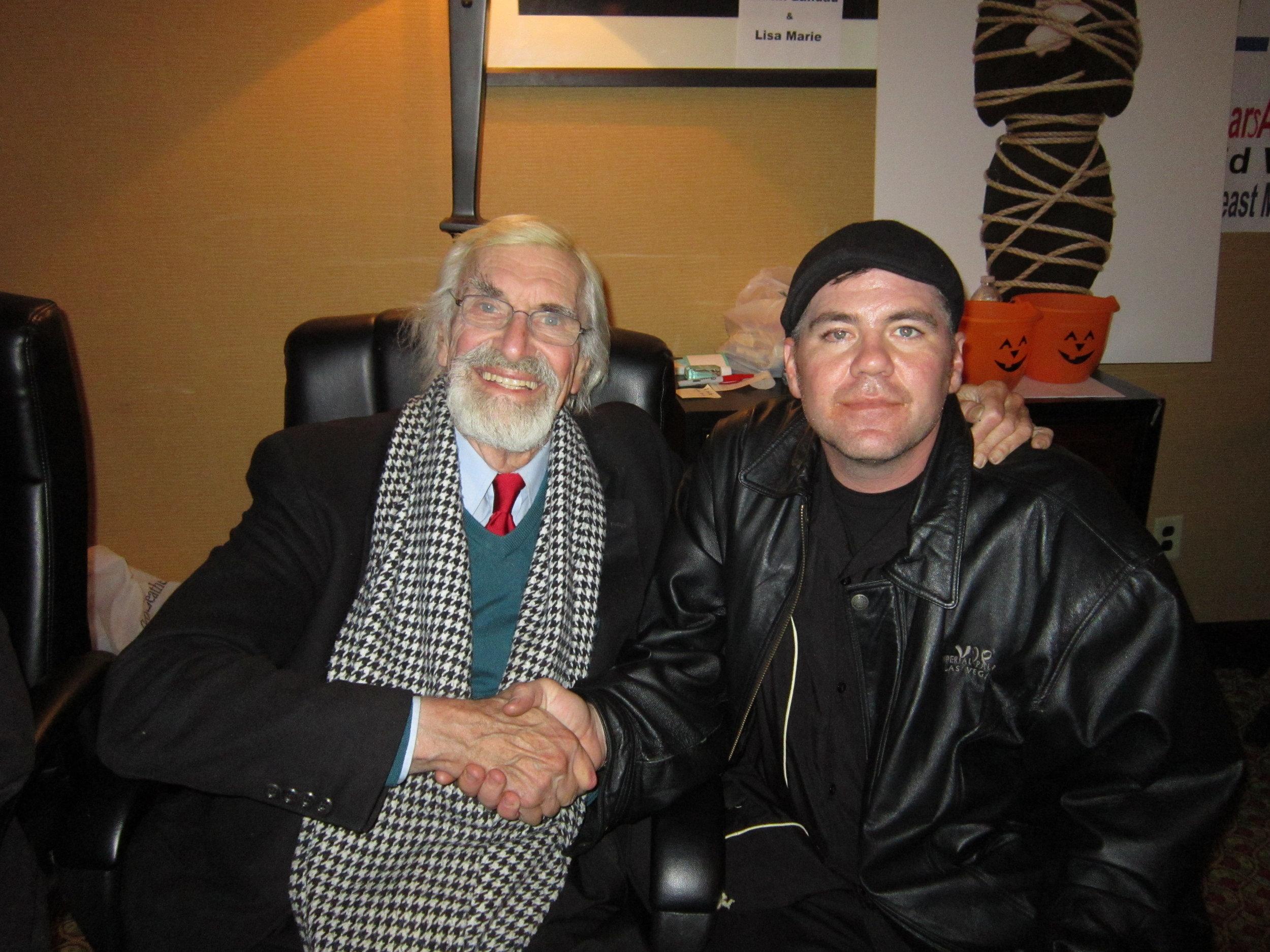 SBJ with Martin Landau