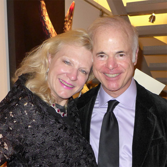 Deb and John Gross