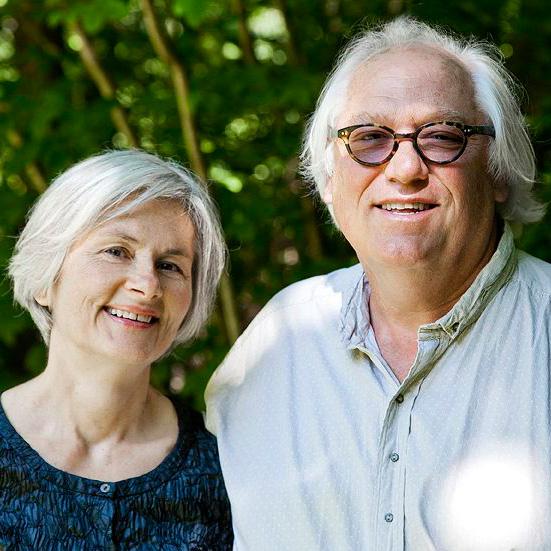 Mark Lyman and Anne Meszko
