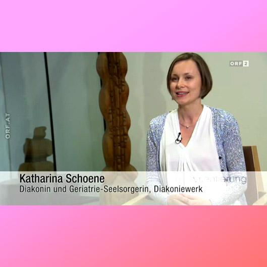 ORF 2 - Moderne Seelsorge im Alter