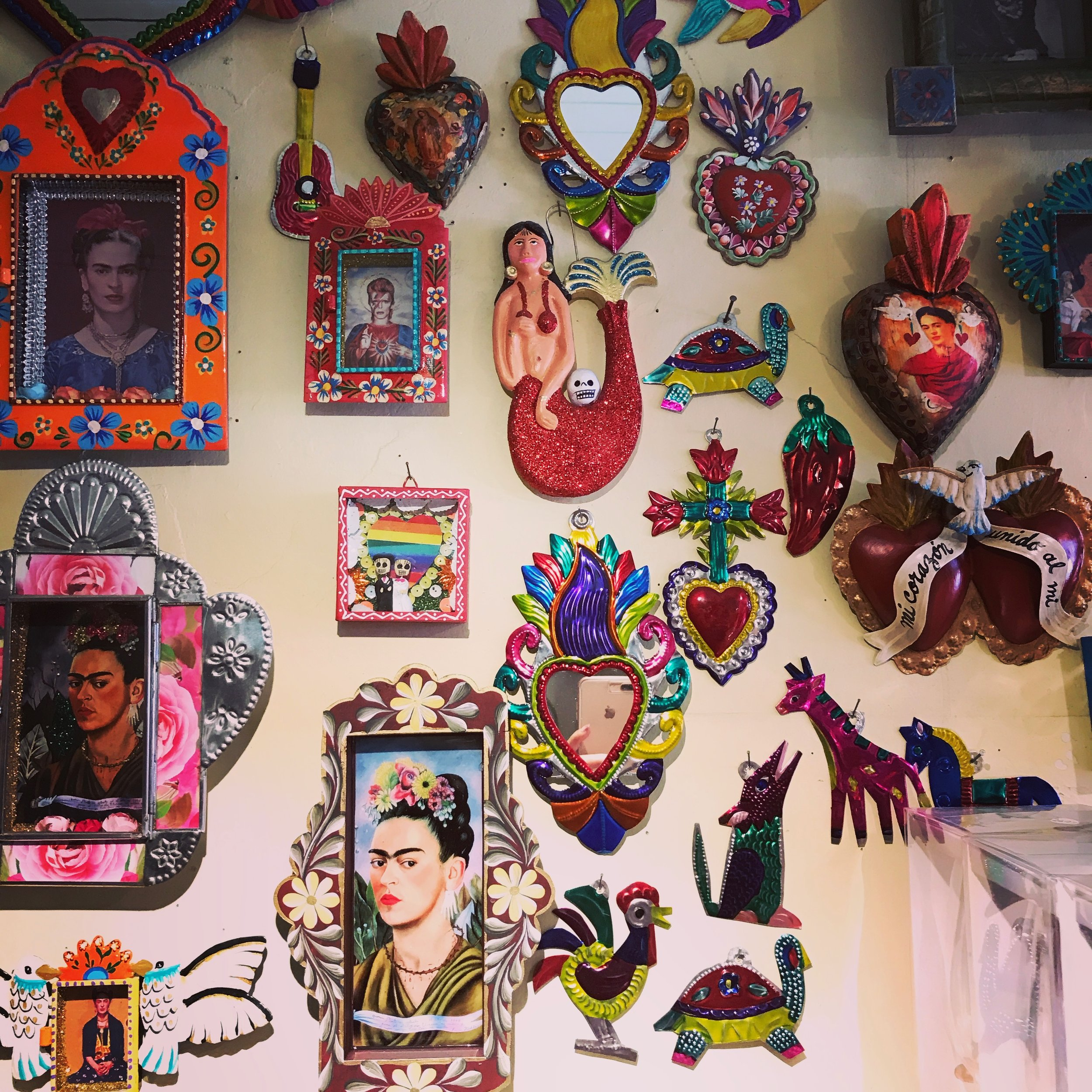 Art and homewares from Mexico