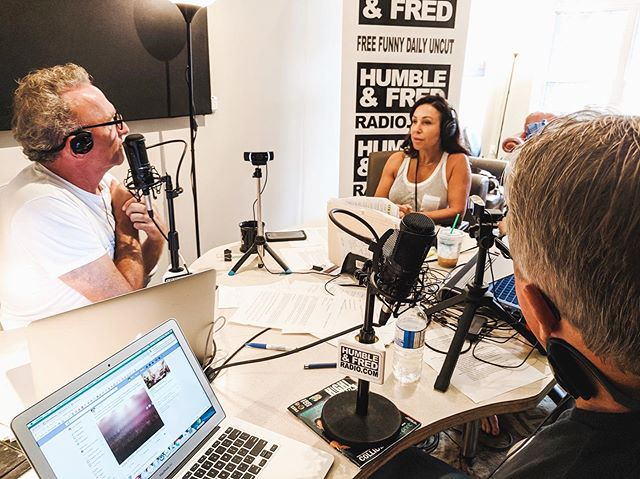 "Here I am at @humbleandfredradio discussing what ""becoming the total package"" is all about. Super excited about my book launch today!!!! Come hang out with me in person at @wineacademyto and pick up your copy of the book. Lots of giveaways, mingling, food, drinks and maybe you will discover your match too 😘 . #liveyourbestlife #livingmybestlife #transformationalcoach #lifecoach #fitnessjourney #myfitnessjourney #relationshipexpert #mytransformation #imageconsulting #makeover #personaltrainer #matchmaking #perfectfit #lifestylebranding #lieyourbestlife #womeninbusiness #author #torontoliving #influencer #becomingthetotalpackage #torontowomen #loveexpert #totalpackage #torontoauthor #torontocelebrity"