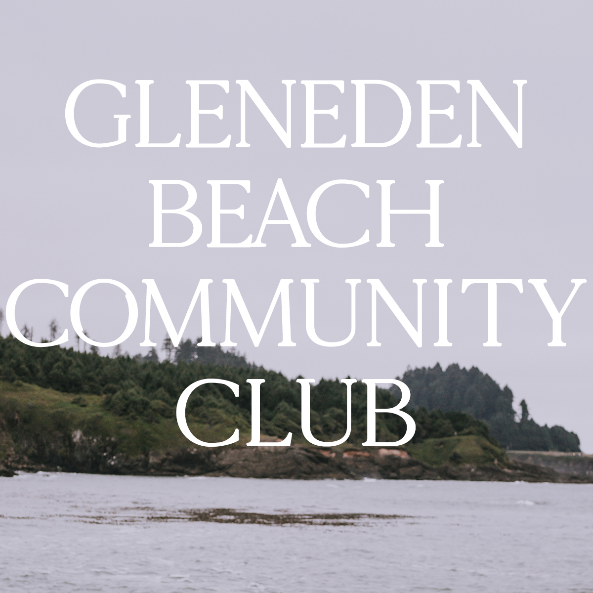 Gleneden Beach Community Club - We are a non-profit organization established in 1947 as a social group for those living year-around in Gleneden Beach and for those who have vacation homes in the area.