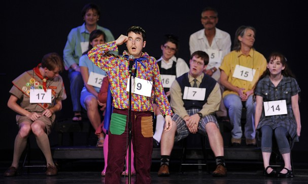 THE 25TH ANNUAL PUTNAM COUNTRY SPELLING BEE (2010)