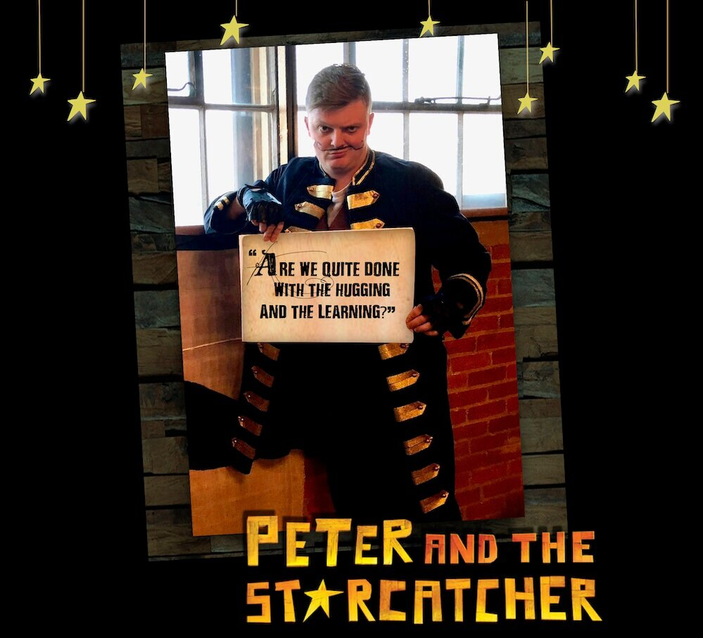 PETER AND THE STARCATCHER (2018)