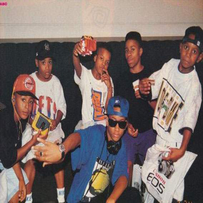 Another Bad Creation