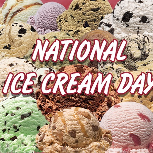 It's #nationalicecreamday. What's your favorite?