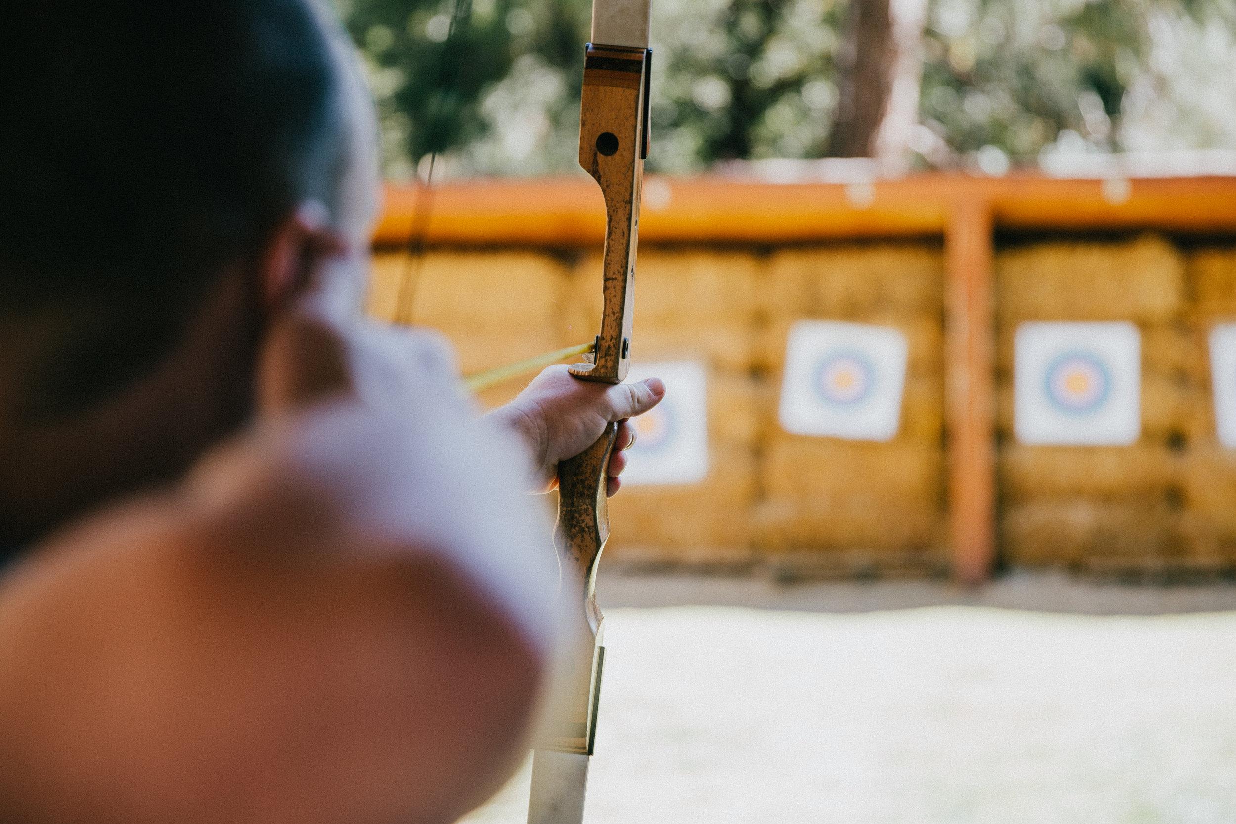 Archer - An alternate class for the gunslinger.