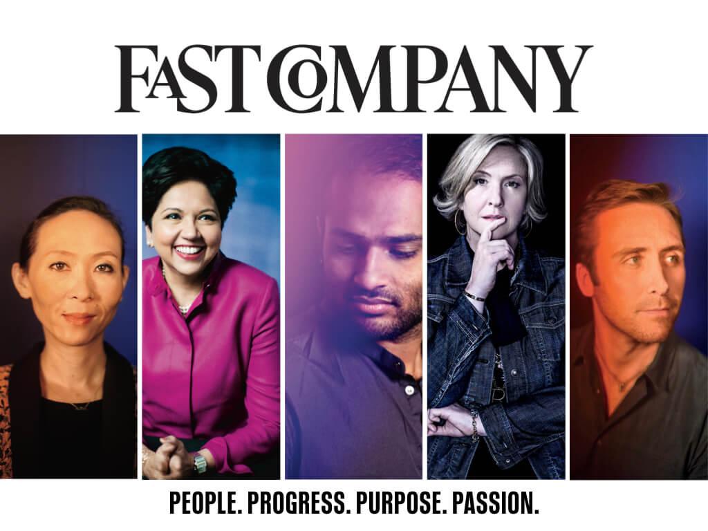 Fast Company Brand Presentation