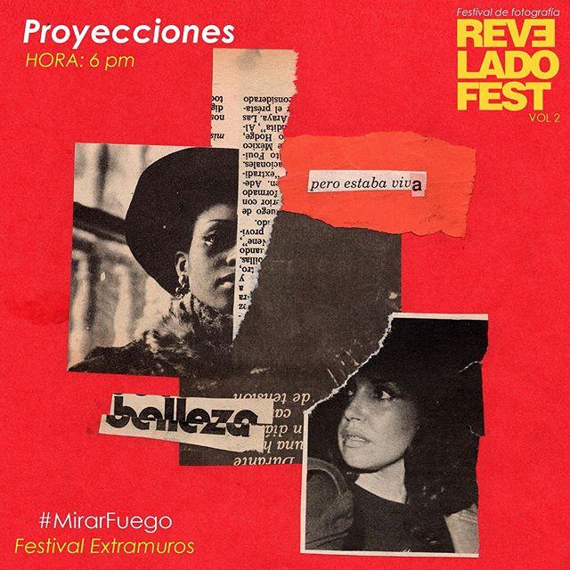 #Hoy sábado estaremos proyectando la muestra #MIRARFUEGO desde las 6 de la tarde en el #ReveladoFest Vol.2, la jornada empieza desde las 3 pm en el auditorio principal de la Asociación Nacional de Periodistas del Perú (ANP)  en Jirón Huancavelica 320, Cercado de Llima. . Evento organizado por @afpp_peru , con el apoyo de @indomita_luz.edit, @arcadia_mediatica y #Extramuros