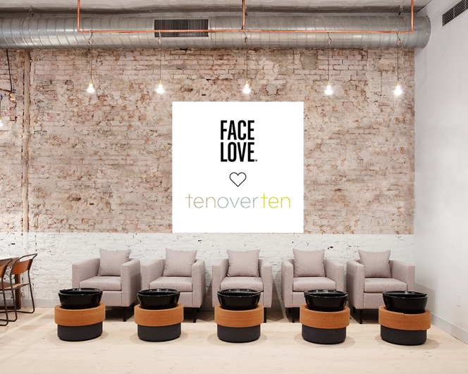 FaceLove Beauty in FiDi – a fun, interactive workout for your face!