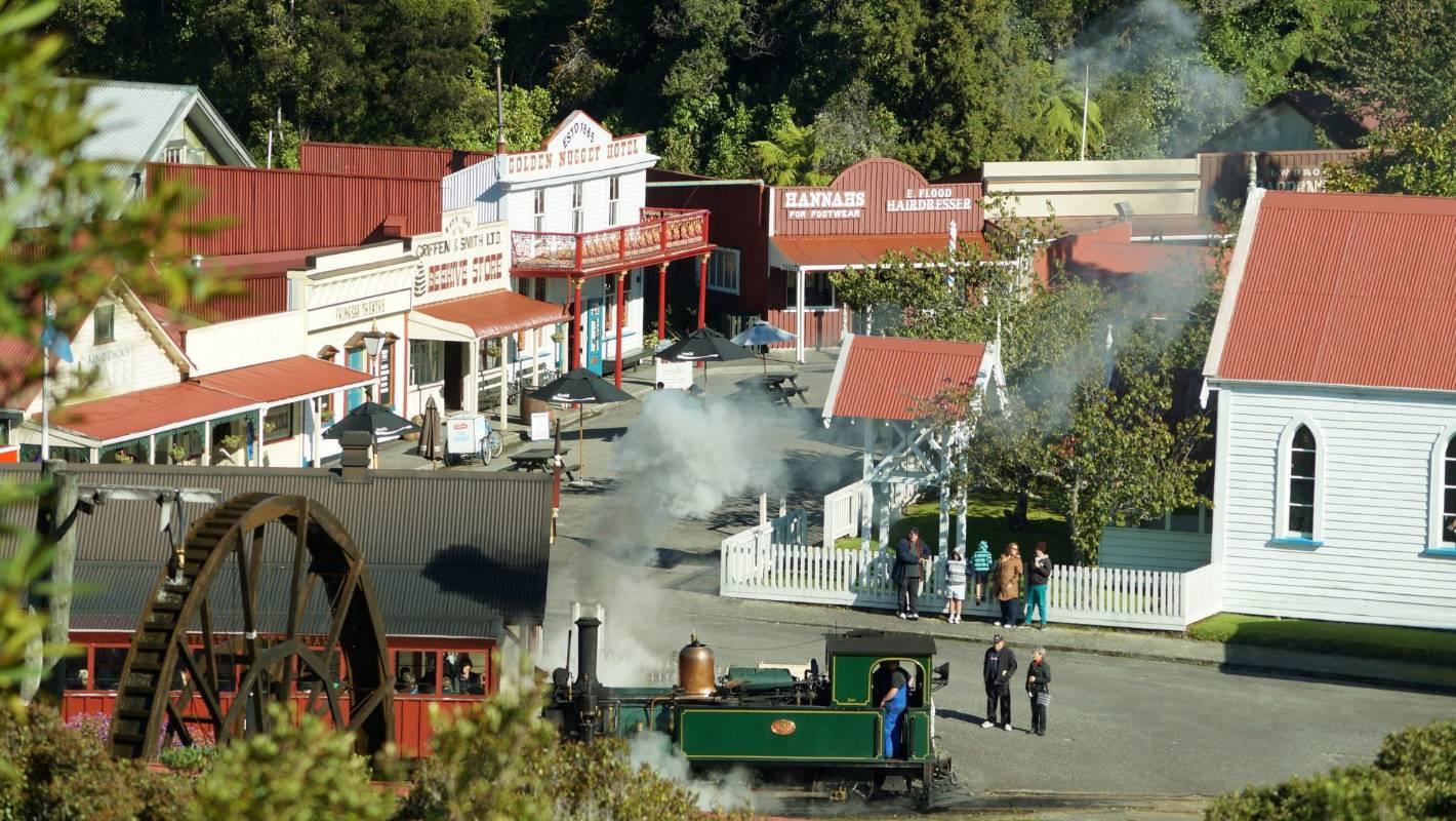 Shantytown Heritage Park -