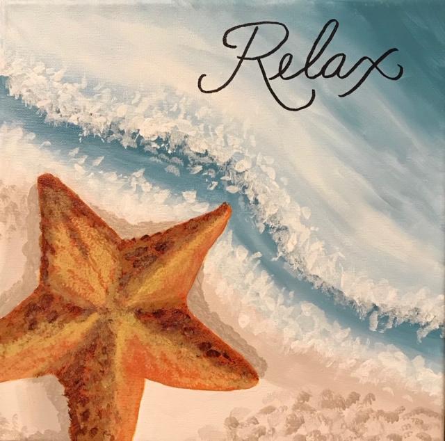 Relax - Starfish