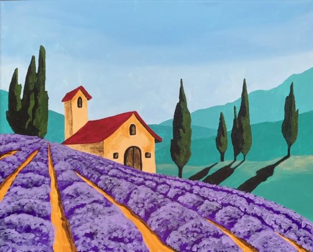 Tuscon Landscape