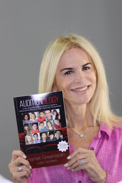 "Casting Director Harriet Greenspan, - Author Of ""Auditionology"""