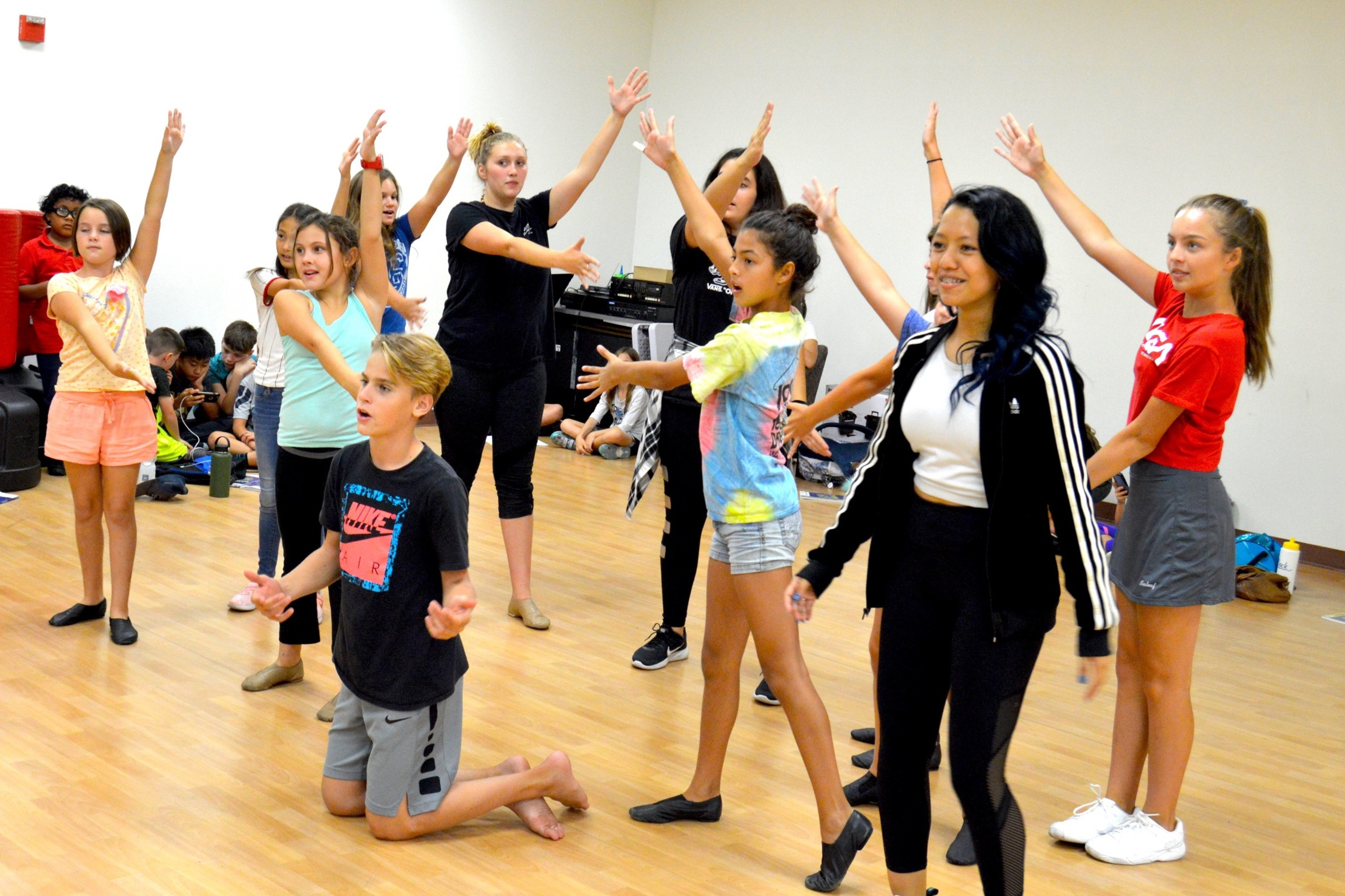 Creative Potential - Helping participants grow in their creative potential through arts education (teaching skills in dance, acting and singing), cultivating self-confidence both on stage and off, and allowing them to be involved in high-quality, successful productions.