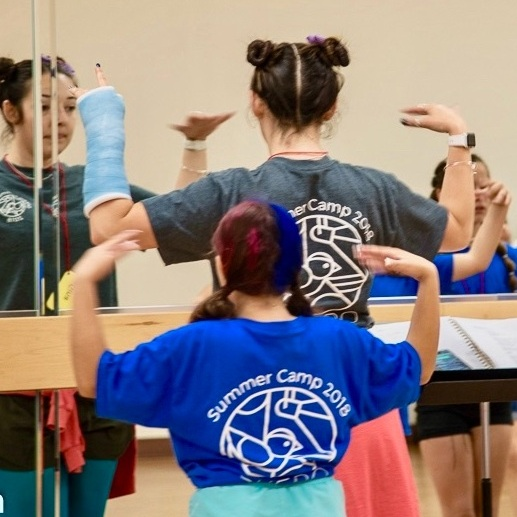 How to Volunteer - Learn about how to help out with our programs and help our team advance the performing arts in the lives of local students. Learn More